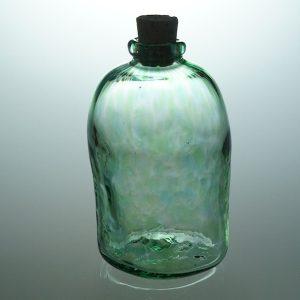 Botella intensa- Verde