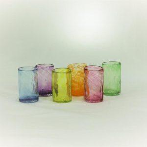 Mezcalero Ancho (Set de 6) - Multicolor