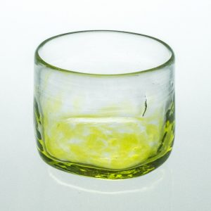 Vaso chico (set de 6)- Amarillo limón