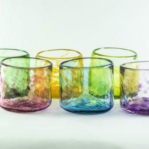 Vaso chico (set de 6) - Multicolor