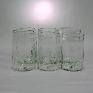 Vaso grande (set de 6)- Transparente