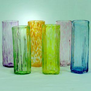Vaso Higball (Set de 6)-Multicolor