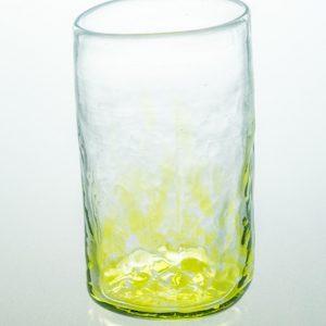 Vaso grande (set de 6)- Amarillo limón