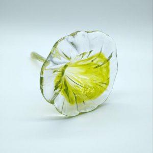 Flor-Amarillo limón
